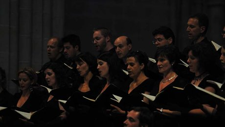 Ensemble Vocal Lausanne - Olivier Wavre